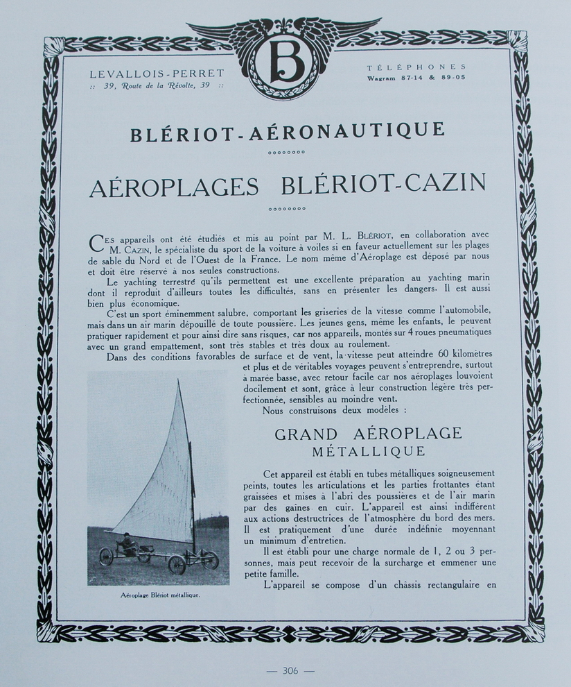 bleriot page 306