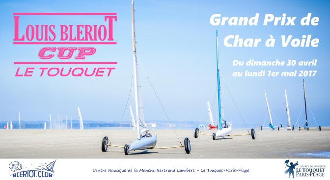Louis Bleriot CUP 2017 – Sunday April 30th and Monday May 1st