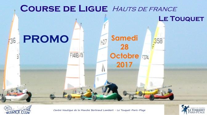 Course de ligue Hauts de France – Promo – Samedi 28 octobre 2017
